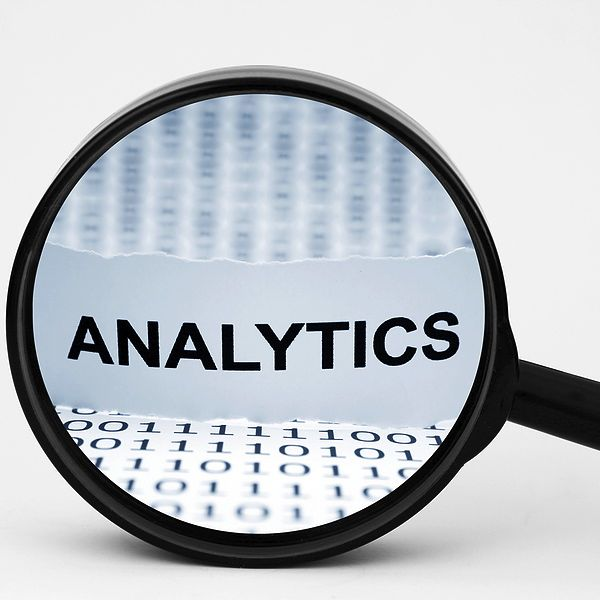 google analytics for authors